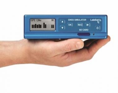 LabSat3双星座GNSS信号模拟器