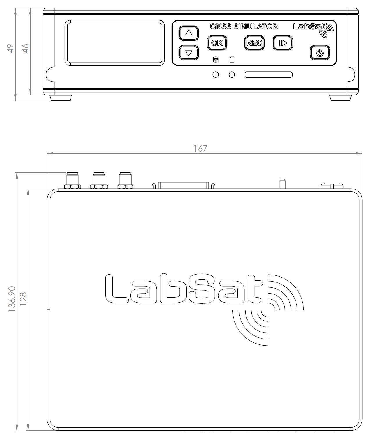 Wideband全频点北斗信号模拟器