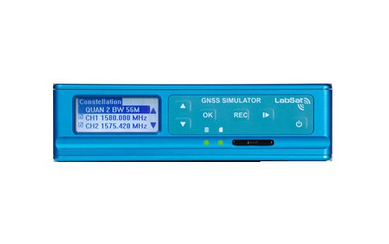 使用Labsat模拟器记录&回放GPS III三代卫星信号