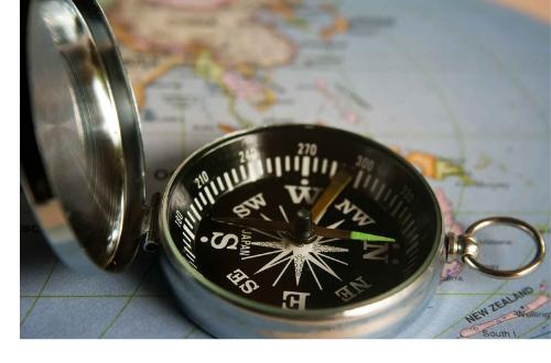 导航中获取航向的常用方法